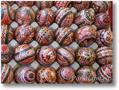 Romania easter eggs