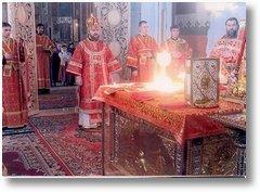 lumina liturghie potir