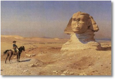 Napoleon-meets-Sphinx-Gerome-1862