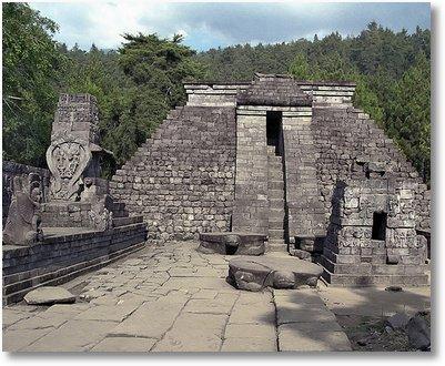 pyramid Candi Sukuh