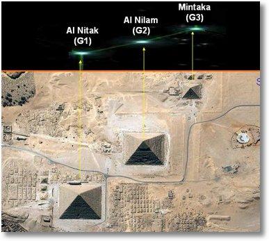 Pyramids-Orion