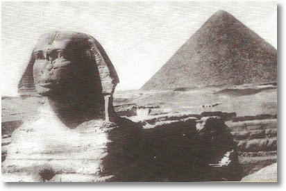 sfinx piramida