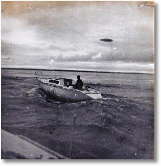 ufo yak