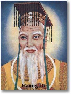 HuangDi yellow emperor
