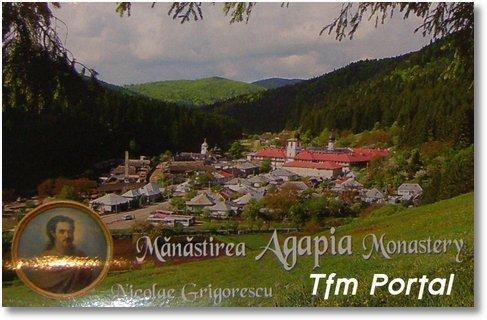 Agapia