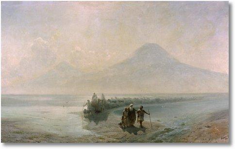 aivazovsky ararat