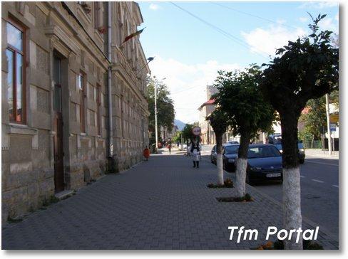 Campulung Moldovenesc oras