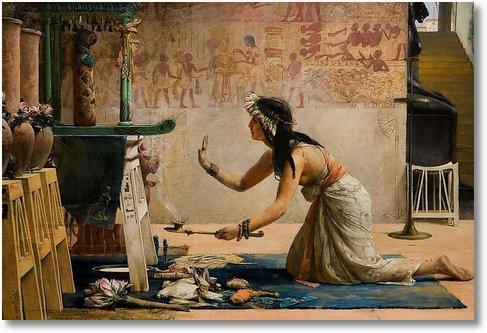 magie egipt