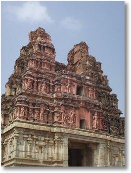 Hampi - Krishna Temple Complex