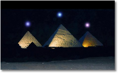 piramide orion