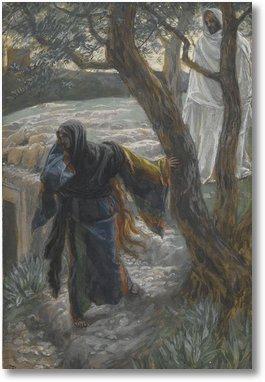 Hristos si Maria Magdalena