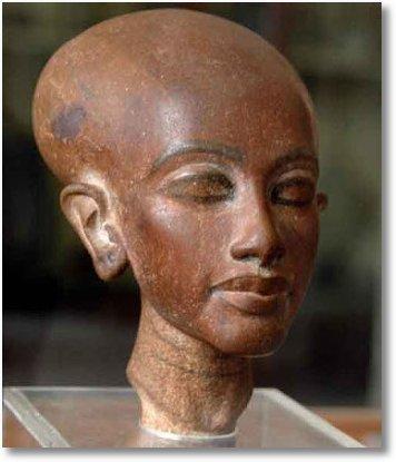 Akhenaten-fata