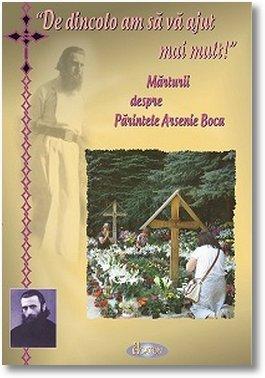Arsenie Boca carte
