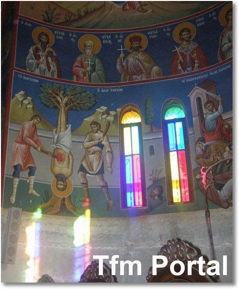 Sfantul Efrem cel Nou Nea Makri4