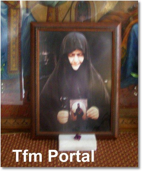 Sfantul Efrem cel Nou Nea Makri Macaria