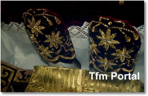 Sfantul Efrem cel Nou Nea Makri papuc