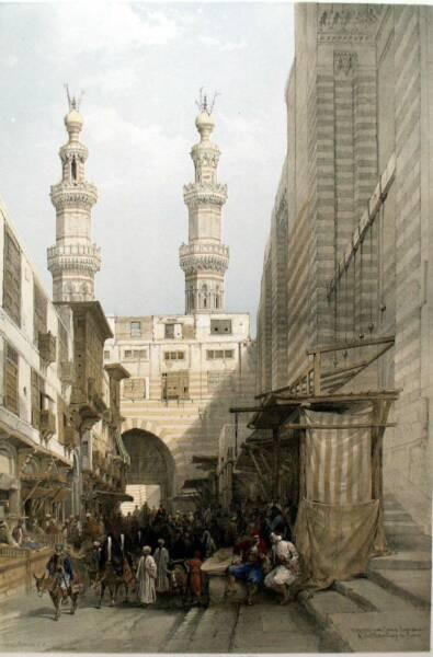 david-roberts-Cairo