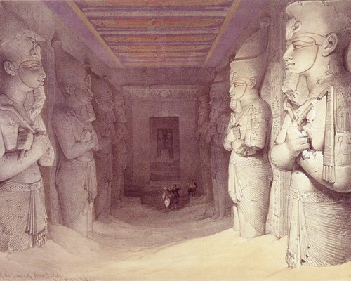 david-roberts-the-interior-of-the-great-temple-at-abu-simbel