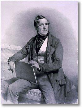David Roberts portrait