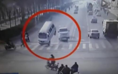 china car fly