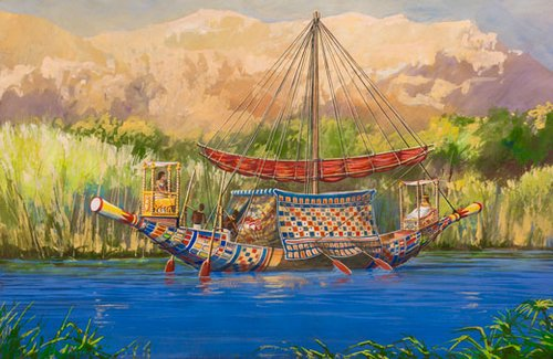 barca faraon