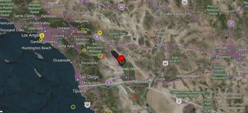 california earthquakes2
