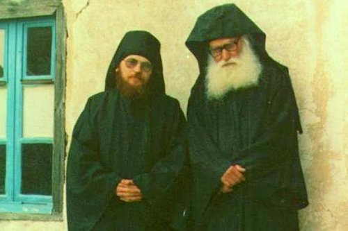 Efrem Vatopedinul si Efrem Katunakiotul