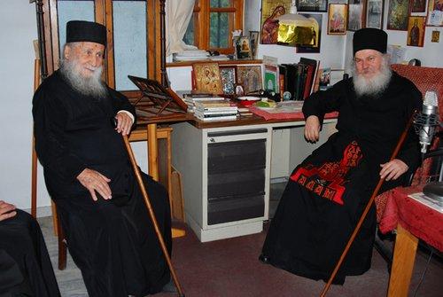 Efrem Vatopedinul si Iosif