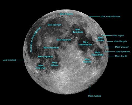 Moon lunar