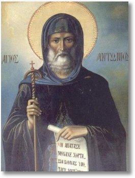 Icoana-Sfantului-Antonie-cel-Mare