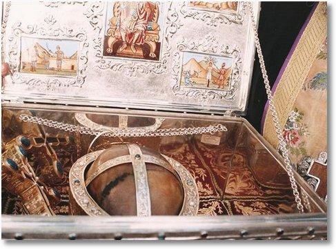 Sf Nicolae Vounena moaste